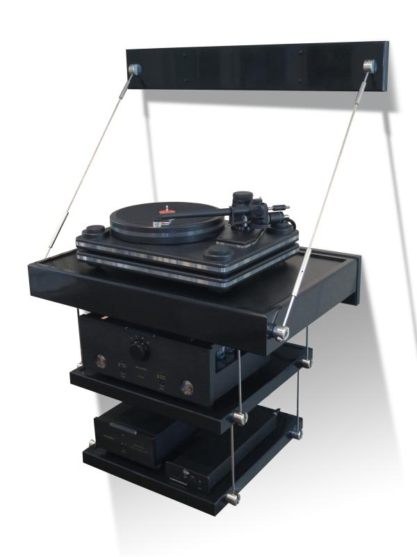 All If This Care Translates Into What Ultimately Matters The Most: Better  Performance From Your Turntable/Arm/Cartridge. Tana In Gloss Piano Black  Lacquer ...