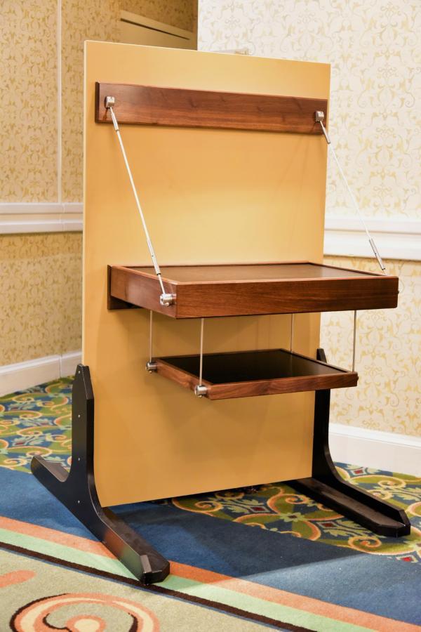 Kanso Audio Rack Stand Hifi Furniture 30w20d Tana In